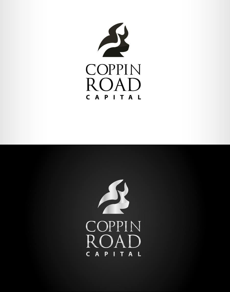 """Intrarea #80 pentru concursul """"Logo Design for Coppin Road Capital"""""""