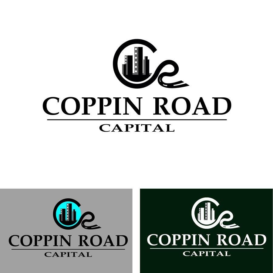 """Intrarea #82 pentru concursul """"Logo Design for Coppin Road Capital"""""""