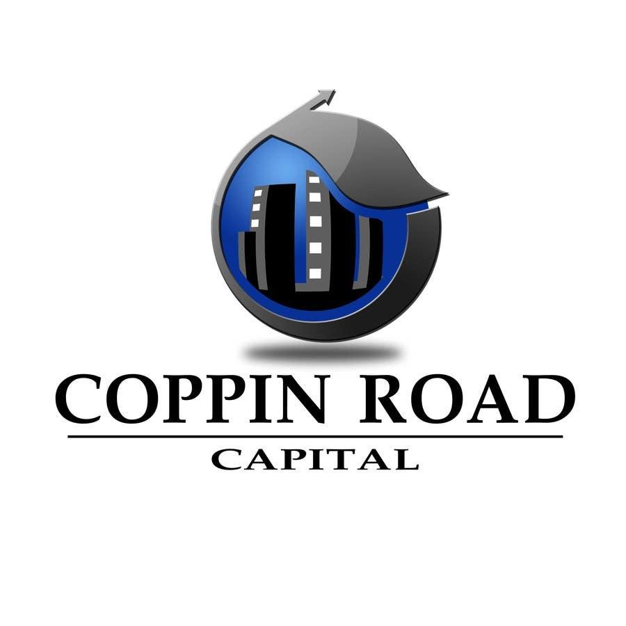 """Intrarea #116 pentru concursul """"Logo Design for Coppin Road Capital"""""""