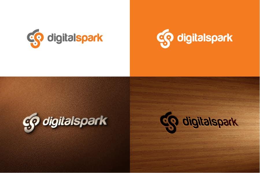 Konkurrenceindlæg #                                        214                                      for                                         Logo Design for Digitalspark