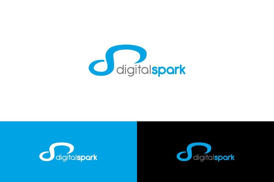 Konkurrenceindlæg #                                        174                                      for                                         Logo Design for Digitalspark