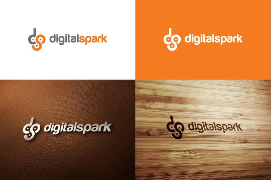 Konkurrenceindlæg #                                        215                                      for                                         Logo Design for Digitalspark