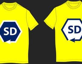 Nro 6 kilpailuun Design a T-Shirt for S D käyttäjältä oveahmed