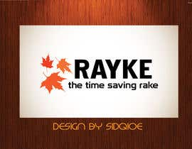 #91 for Graphic Design for Rayke - The Time saving rake af Sidqioe
