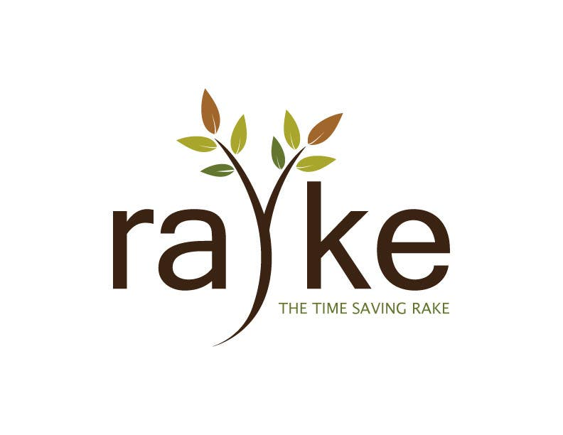 #9 for Graphic Design for Rayke - The Time saving rake by DSGinteractive