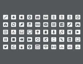 #96 for Design Product Feature Icons by vitlitstudio
