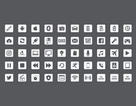 #96 для Design Product Feature Icons від vitlitstudio