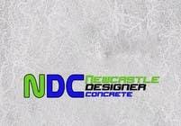 "Graphic Design Intrarea #122 pentru concursul ""Logo Design for Newcastle Designer Concrete"""