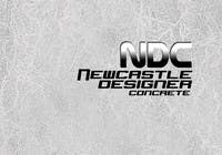 "Graphic Design Intrarea #80 pentru concursul ""Logo Design for Newcastle Designer Concrete"""