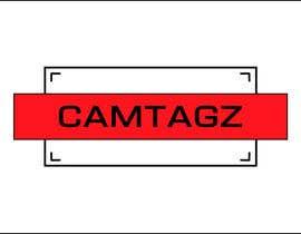 Nro 269 kilpailuun Camtagz Logo käyttäjältä marufmrb