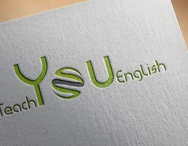 Nro 24 kilpailuun Design a Logo for Online English Tutor Website käyttäjältä nitinkumar96