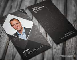 #208 for Design Networking Business Cards by Vishwa94