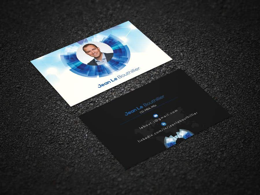 Entry #79 by sohanul09 for Design Networking Business Cards | Freelancer