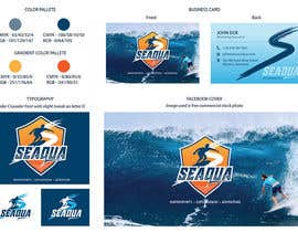 #171 for Design a Logo/Brand Identity - Water focused sports and lifestyle brand af spiderlex