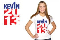 #115 for T-shirt Design for Help Former Australian Prime Minister Kevin Rudd design an election T-shirt! by jtmarechal
