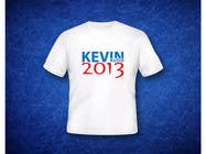 #187 for T-shirt Design for Help Former Australian Prime Minister Kevin Rudd design an election T-shirt! by blarak