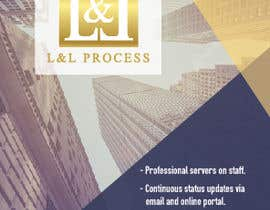 #2 for Flyer Design for legal services company - front and back A6 by NabilRahman69