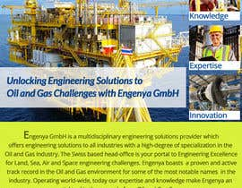 #23 cho Design a Flyer for Oil and Gas Engineering bởi abuk007