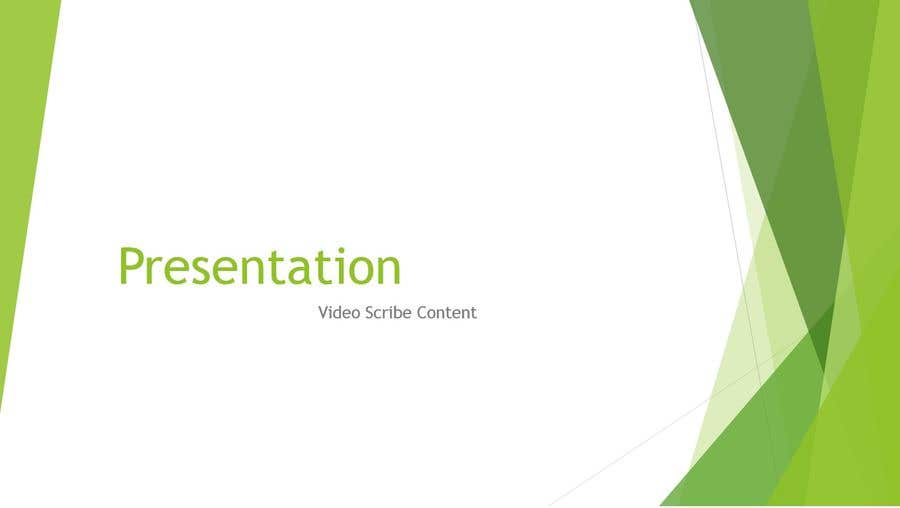 Entry #3 by engrimmy for Build a videoscribe presentation | Freelancer