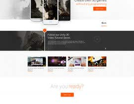 #68 para Wordpress Theme Design for iFFcom Uder+Ressle por qualitydesing
