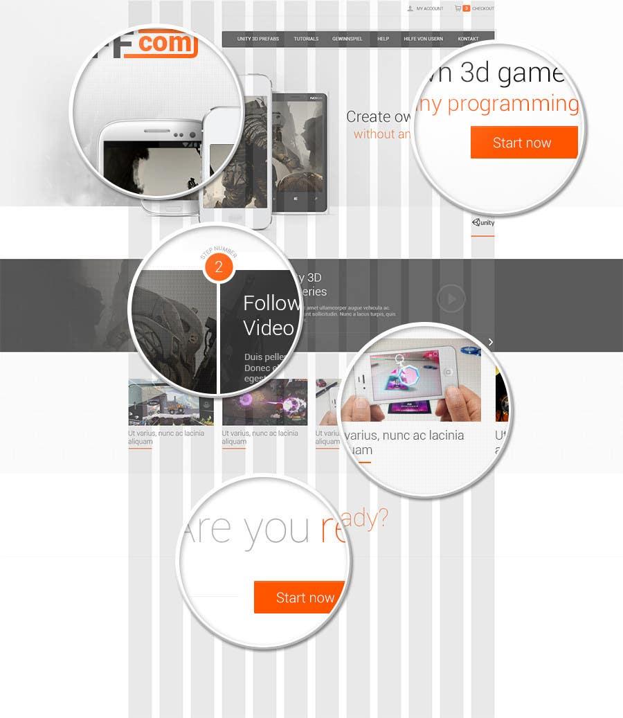Inscrição nº                                         69                                      do Concurso para                                         Wordpress Theme Design for iFFcom Uder+Ressle