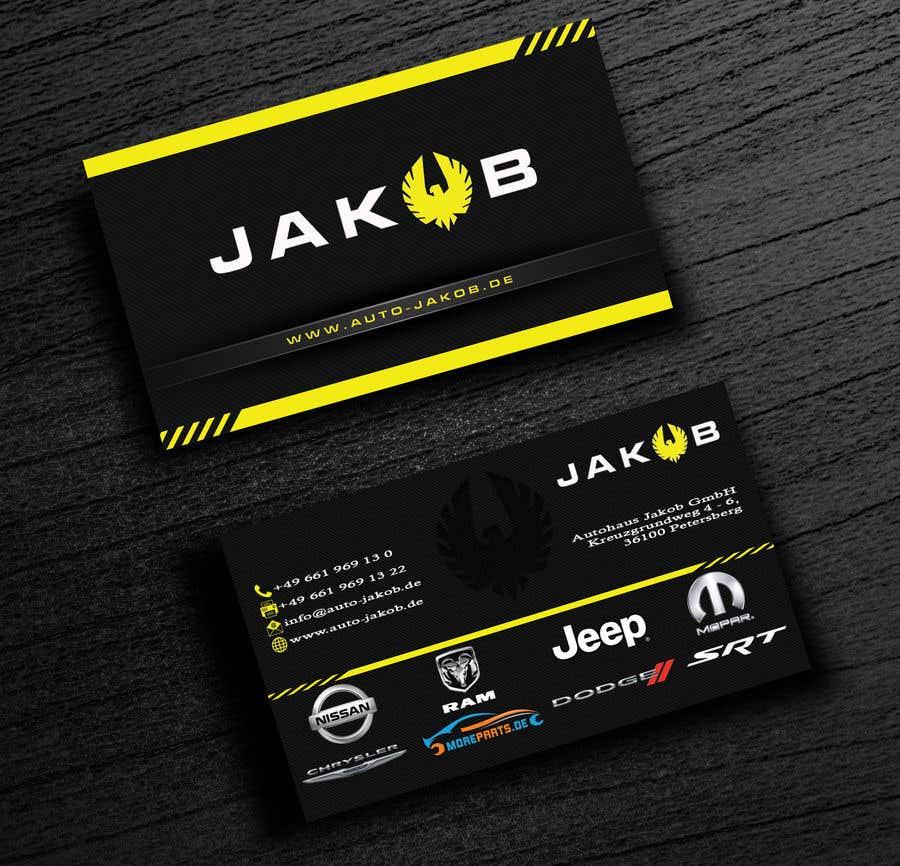 Design Von Visitenkarten Freelancer