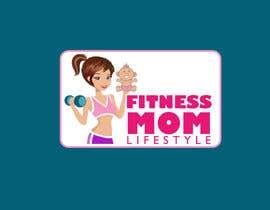 Nro 39 kilpailuun Design a Logo for Fitness Mom Lifestyle käyttäjältä mugshots