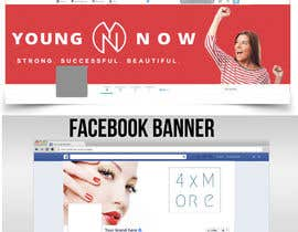 #10 для Design a few Banners for health and beauty products от paufreelancerph