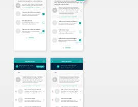 #17 for UI Design and App Icon for iOS Checklist App by donigraphic