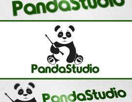 #7 para Logotipo da Panda Studio de Design por italoohsouza