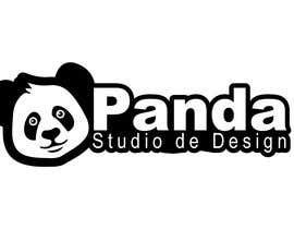 #27 para Logotipo da Panda Studio de Design por AbdelrahimAli
