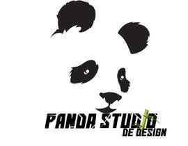 #10 para Logotipo da Panda Studio de Design por BlacknWhitedsg