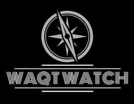 """nº 5 pour Logo site de vente de montres """"WaqtWatch"""" par vgu57c43c35626bd"""