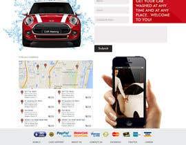 #15 for Design a Website  for MOBILE CAR WASH by addydesignbegins