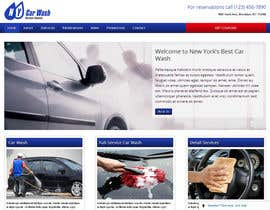 #4 for Design a Website  for MOBILE CAR WASH by bidsws