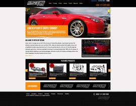 #6 for Design a Website  for MOBILE CAR WASH by axeemsharif