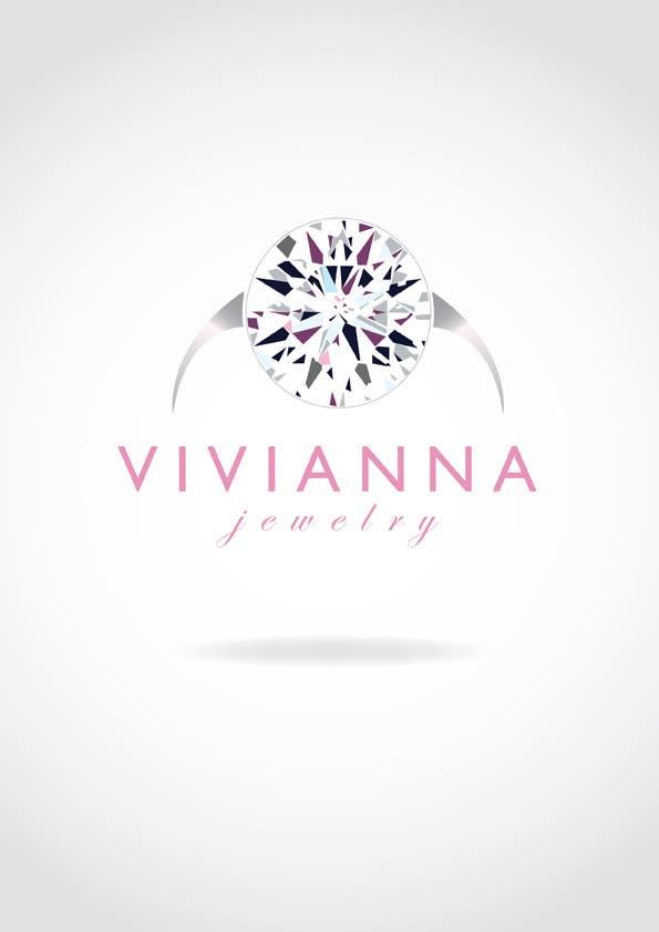 Kilpailutyö #30 kilpailussa Logo Design for Vivianna Jewelry