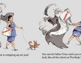 NemuruT tarafından Father Time Cartoon için no 2