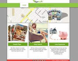 #2 for rush 2 page Design for Website Mockup af lola2021