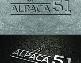 #38 for Design a Logo - Alpaca 51 by usalma3seven