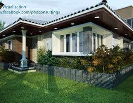 #7 untuk Need exterior design for my new house oleh phdgroups