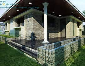 #17 untuk Need exterior design for my new house oleh phdgroups