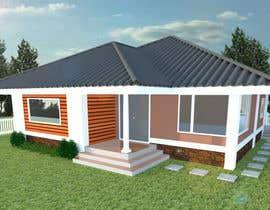 #12 untuk Need exterior design for my new house oleh rse423