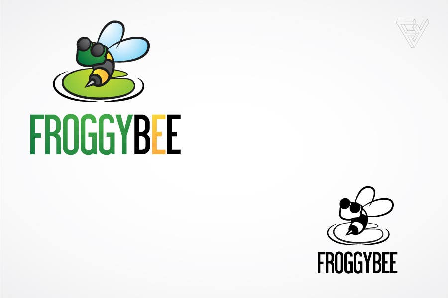 #28 for Logo Design for FROGGYBEE by Ferrignoadv