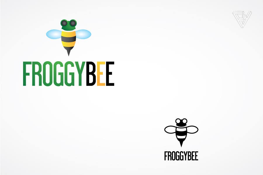 Contest Entry #24 for Logo Design for FROGGYBEE