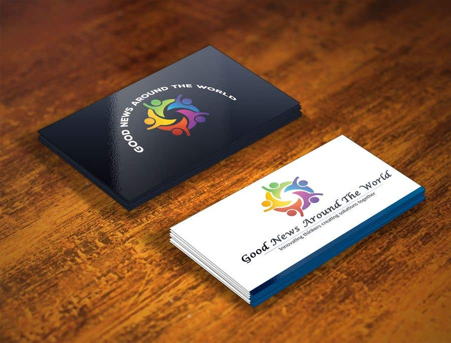 Entry #83 by CreativeSam13 for Quick Business Card and Logo Design ...