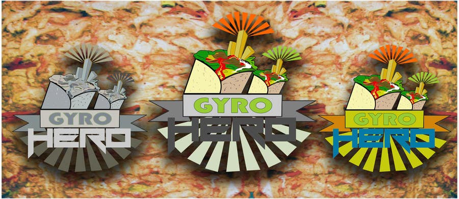 Contest Entry #                                        20                                      for                                         I need a Name and Logo for a Gyro Fast Food Restaurant