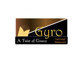 #15 for I need a Name and Logo for a Gyro Fast Food Restaurant by franni32