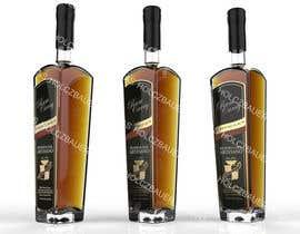 #41 para Do some 3D Modelling for a rum bottle por handras88