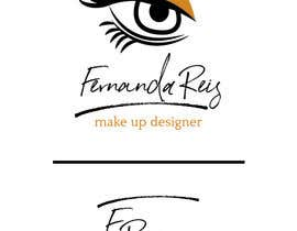 #14 para Logotipo Fernanda Reis Make-up Designer por alineemily